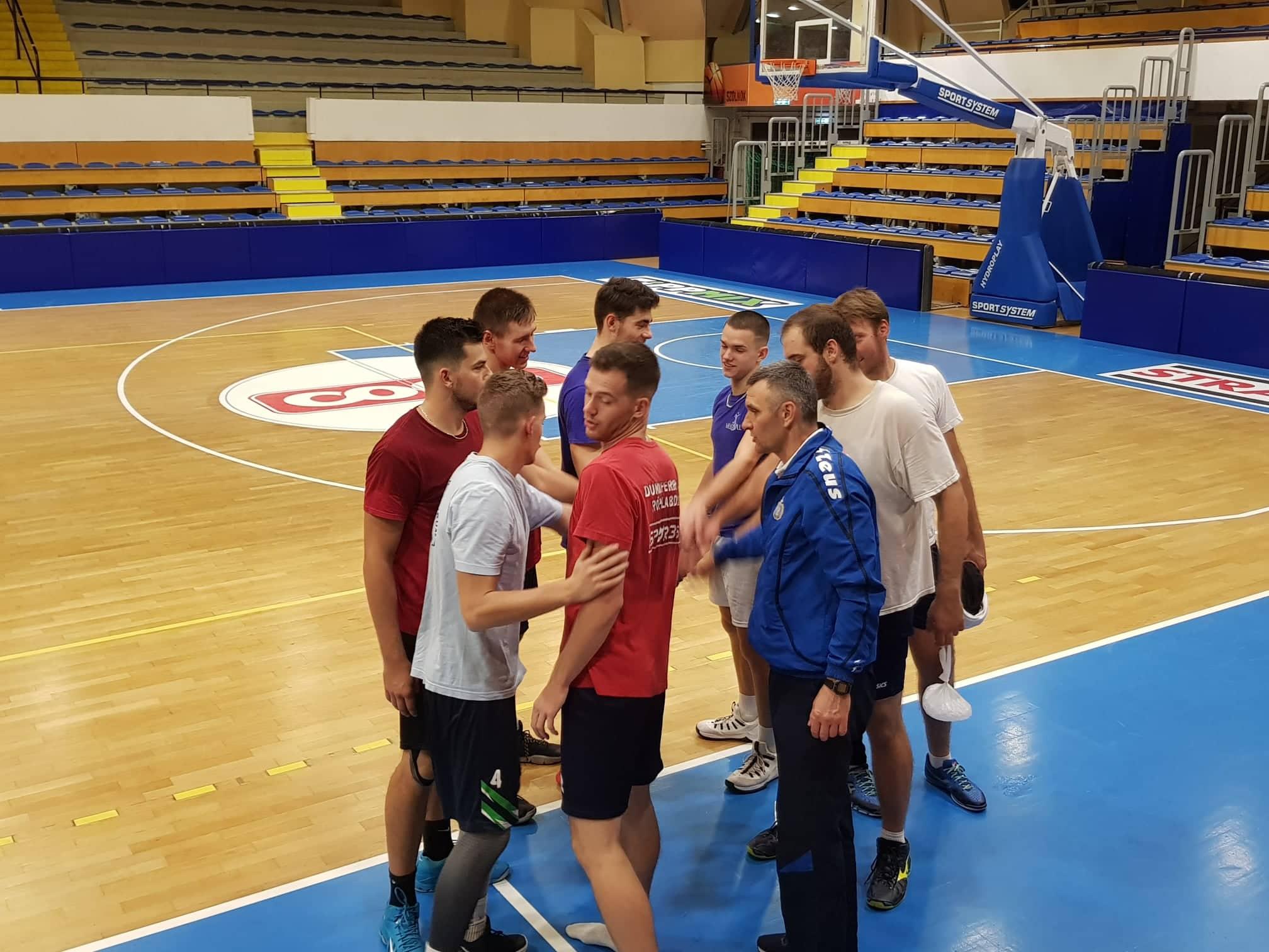 Dunaújvárosban vendégszerepel a szolnoki csapat